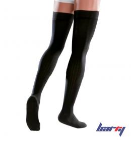 Гольфы Venoflex City Confort Coton, 2 класс, муж., 15-20 мм (1N, чёрный)