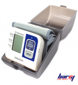 Wrist blood pressure monitor Omron R2, automatic